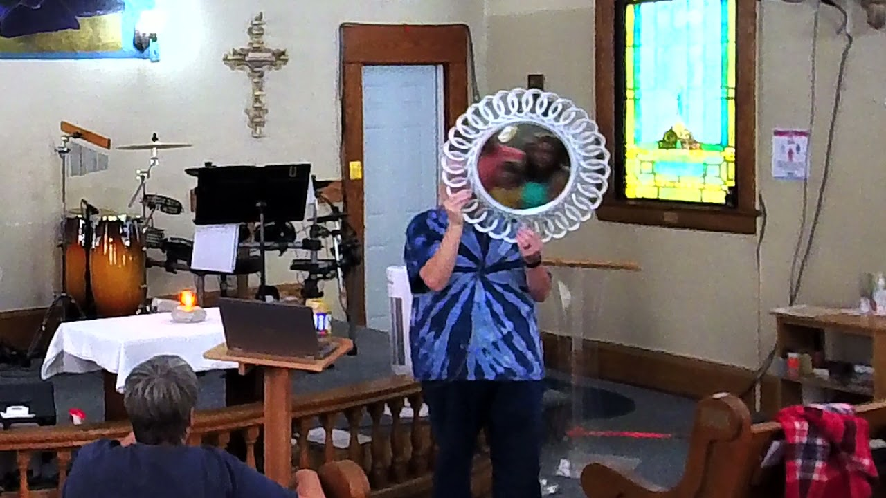 Sermon: Mirror, Mirror, On The Wall - June 20th, 2021