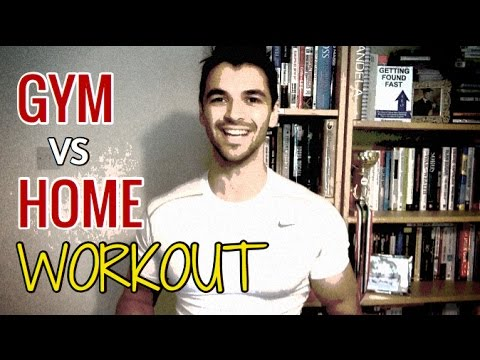 GYM WORKOUT or HOME WORKOUT: Which Is Best? SHORT RESPONSE – Fitness Motivation Tips