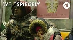 USA: New Yorks obdachlose Kinder | Weltspiegel