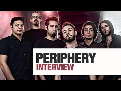 PERIPHERY Interview | The Science Behind 3 Guitarists | Cinematic Collaborations
