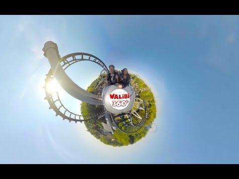 Walibi Holland - Xpress: Platform 13 - Bibi & Nanne
