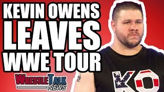 Daniel Bryan TEASES WWE Return! Kevin Owens Leaves WWE Smackdown Tour | WrestleTalk News Oct. 2017