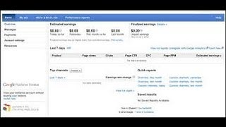 How to check your YouTube earnings IN GOOGLE adsense.
