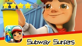 Subway Surfers Miami Day 3 Walkthrough New High Score 102830 Recommend index four stars