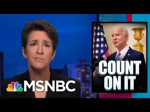 Biden CDC Goes Back To Square One On Covid Policy: Gathering Accurate Data | Rachel Maddow | MSNBC