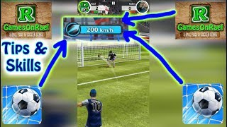 Football Strike MiniClip Tips & Skills 1V1 On Free Kicks 20K  ✅🔥 Top Speed 200KPH Kicks Off