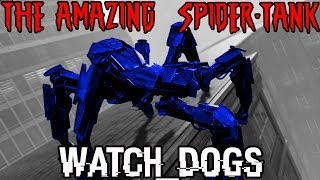 Watch Dogs - Spider Tank - How to Complete Tips - Digital Trip - XBOX ONE
