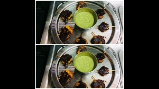 Prawn Spicy Grilled Fry on stove top/Tandoori Prawn