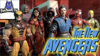 The New Avengers [Stop Motion Film](New Avengers vs the Hood)