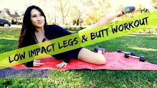 Best Exercises for a Tight Butt | Low Impact