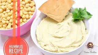 Best Hummus Recipe -- CLASSIC DIP 💕// By Preeti Sehdev