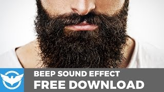 Free download BEEP SOUND effect (Sky