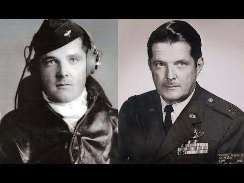 Military Burial at Sea, Thomas Reed Browne, USAF