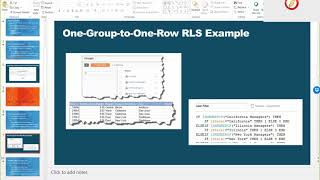 Comprehensive rundown of options for Row Level Security in Tableau