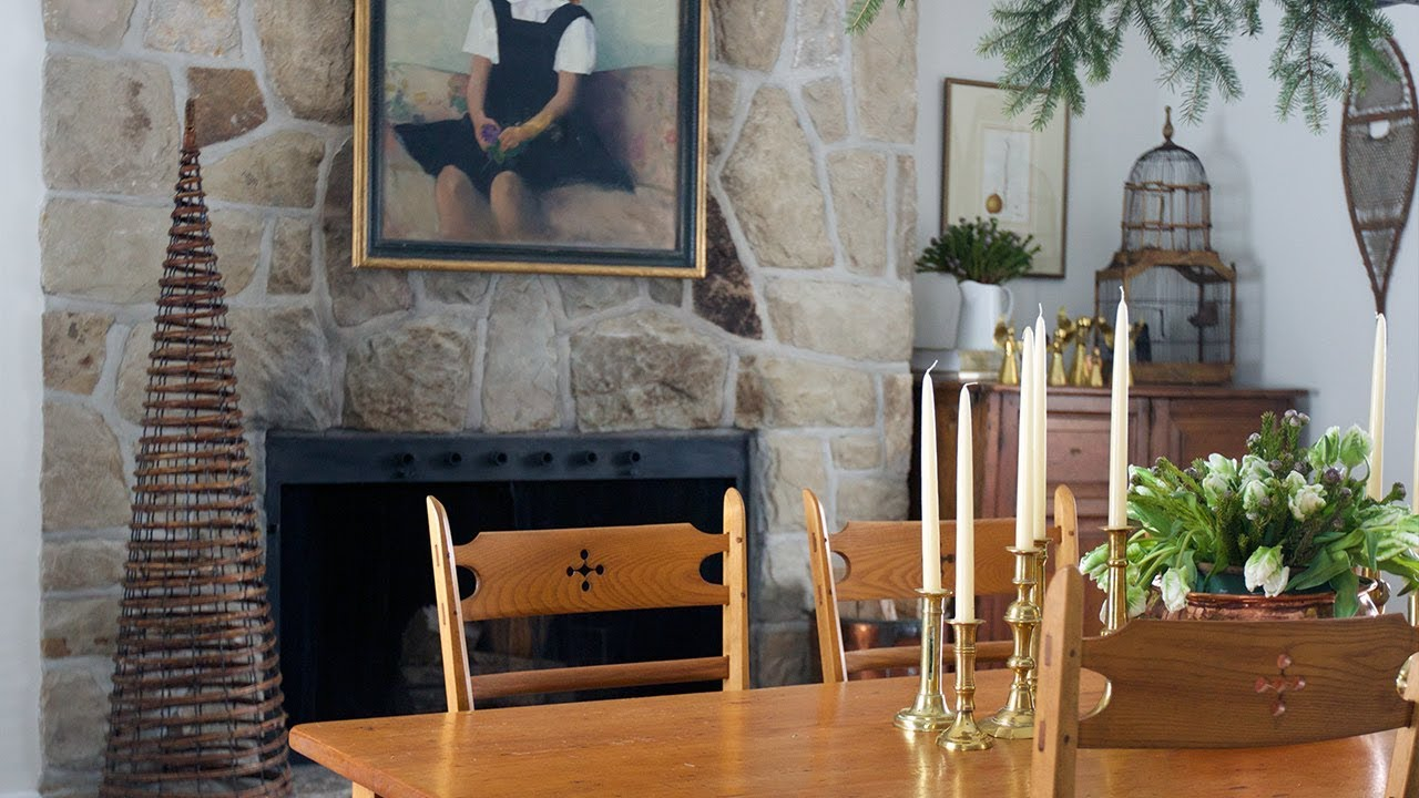 Interior Design Beautiful Holiday Country House Youtube