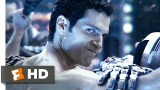 Justice League (2017) - Superman vs. the Justice League Scene (5/10) | Movieclips