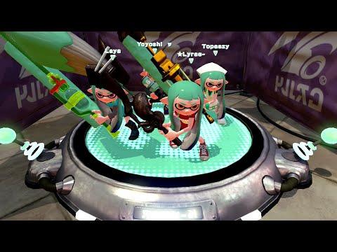 Splatoon Groupe 4 [06/09/2015] ~ Mission Bazookarpe