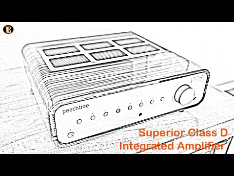 Peachtree Nova 300 Amplifier is All You Need and More!