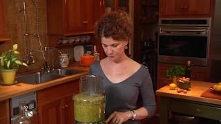 Joanne Weir's Fish Tagine with Walnut Chermoula