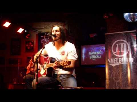 Watching Airplanes by Gary Allan (Acoustic Cover by J.D. Shelburne)