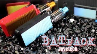 BATPACK комплект стартовий пакет від компанії Joyetech (батарейках AA Мод) ~все в одному Vape комплект коментар~