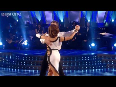 Cherie and James  Strictly Come Dancing 2008 Round 4 BBC One