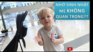 Clip ý nghĩa nhất về ngày sinh nhật mẹ!_ Significant meaning of mother's birthday in singapore