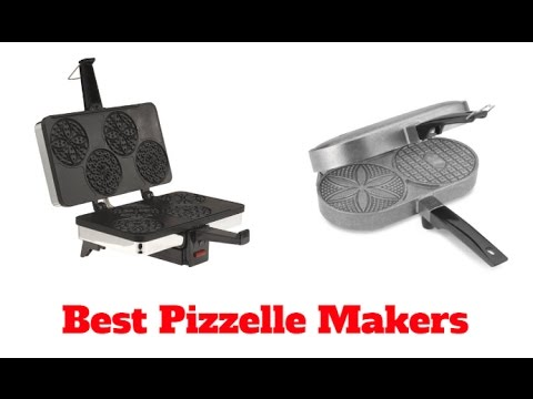 Best Pizzelle Makers 2017 | Top 5 List