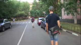Moscow Longboarding with