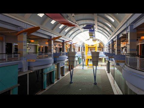 Exploring the Cincinnati Mills Mall - Abandoned Yet Still Open