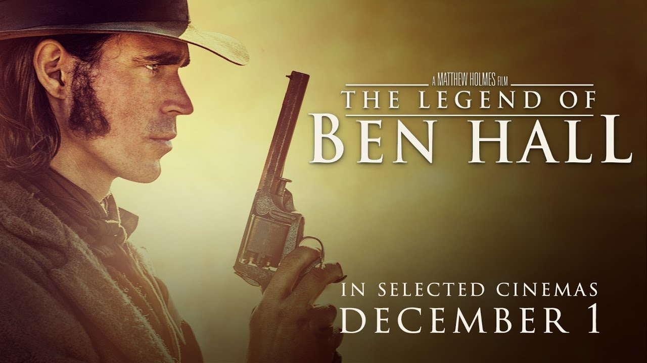 Download The Legend of Ben Hall - Official Promo Spot #1