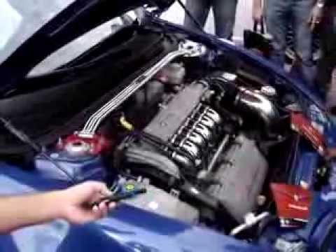 Alfa romeo 147 engine sound 13