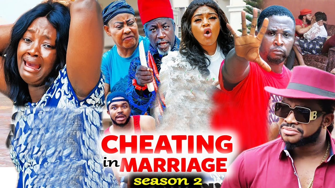 Download CHEATING IN MARRIAGE SEASON 2 (Trending New Movie)Luchy Donald  2021 Nigerian Blockbuster Movie 720p