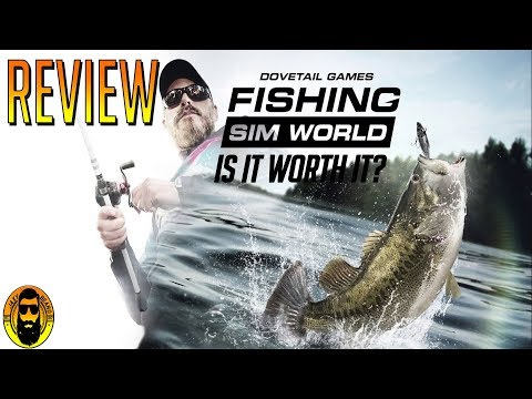 Fishing Sim World Gameplay Review! Is it Worth it?