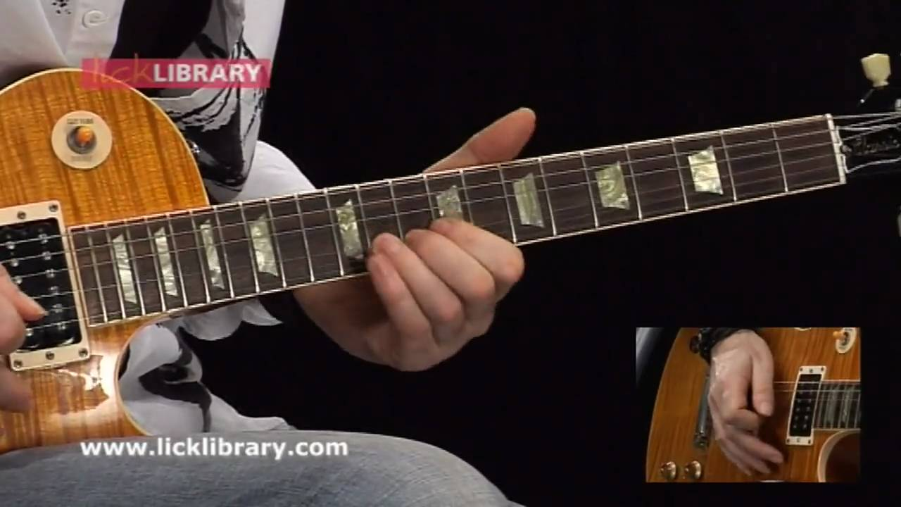 Learn To Play Free - Guitar Lessons With Michael Casswell ...