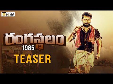 Rangasthalam Movie Motion Teaser | Ram Charan, Samantha, Sukumar | #RC11 | Fan Made - Filmyfocus.com