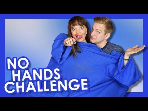 No Hands Challenge with Kara Lindsay  TYLER MOUNT