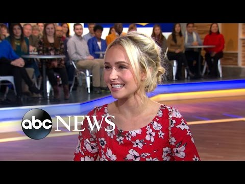 Hayden Panettiere  on Postpartum Depression, 'Nashville'
