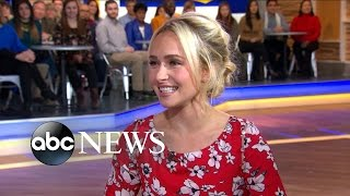 Hayden Panettiere Interview on Postpartum Depression, 'Nashville'