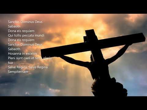 Gregorian Chant (Latin Lyrics)