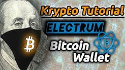Bitcoin Wallet erstellen | Desktop Wallet von Electrum erstellen | Krypto Tutorial #01