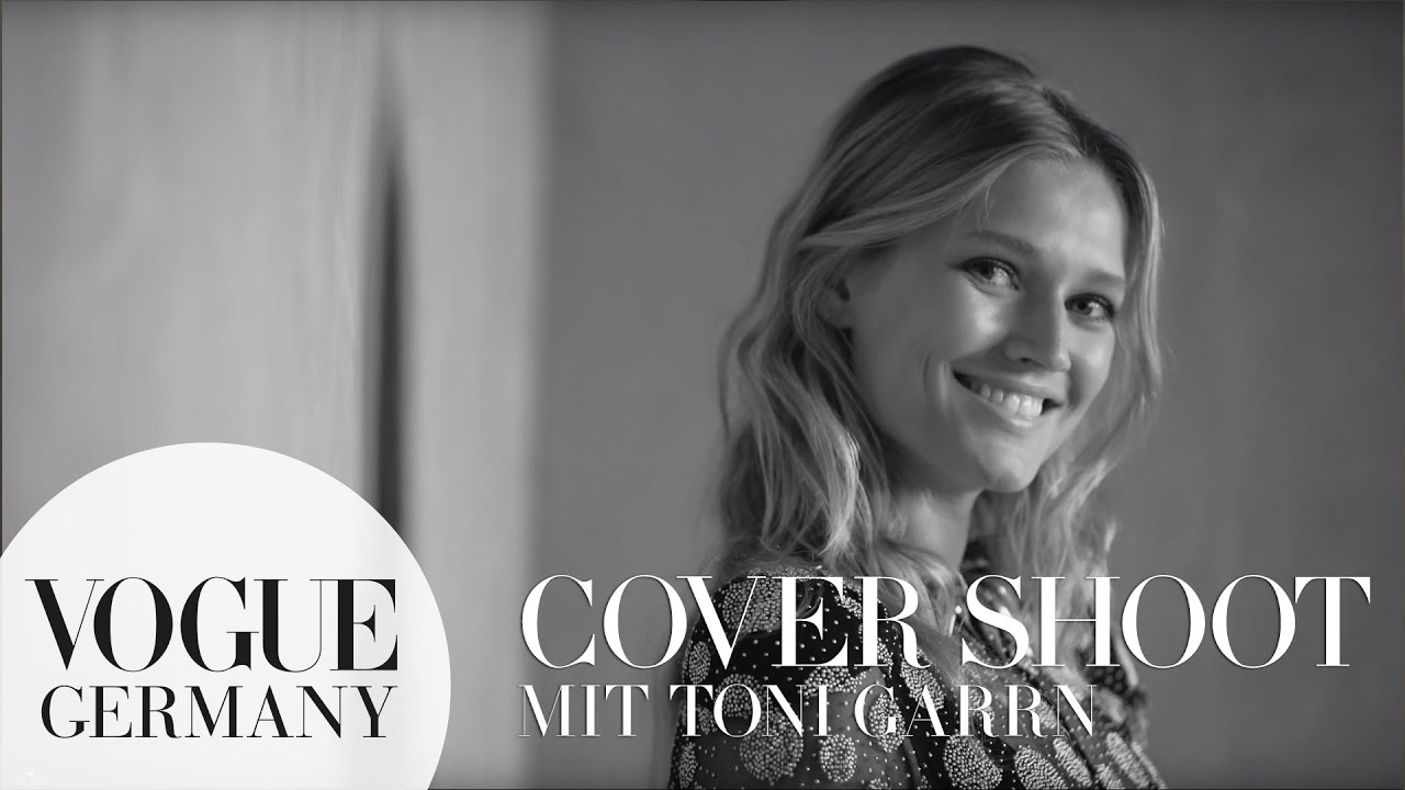 Cover Shooting mit Toni Garrn: What´s next? I VOGUE Behind the Scenes