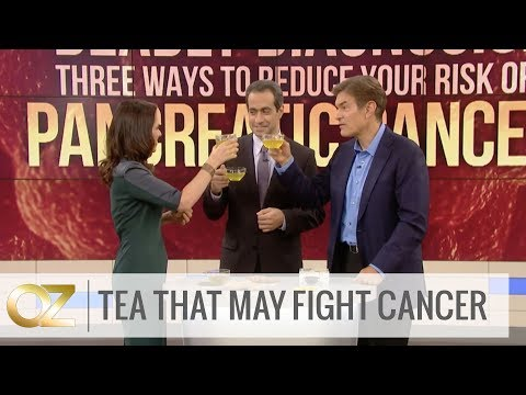 A Tea Recipe That May Fight Cancer