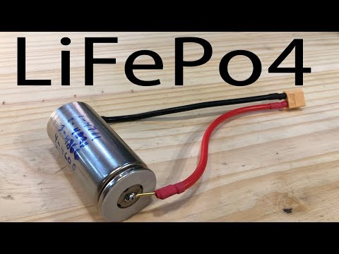 Fullriver LiFePO4 32700 3.2V 5400mAh Rechargeable Batteries