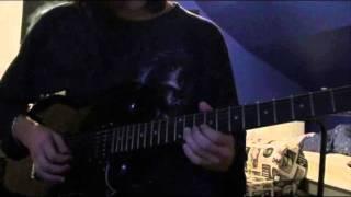 Amorphis - My sun guitar cover