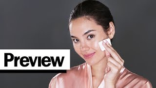 Catriona Gray Removes Her Makeup | Barefaced Beauty | PREVIEW