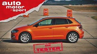 VW Polo 1 0 TSI Ist Das Noch Ein Kleinwagen Die Tester Auto Motor Und Sport