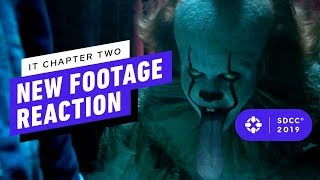 It Chapter Two Footage Breakdown and Reaction - Comic Con 2019