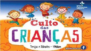 Culto Infantil - 15/09/2020