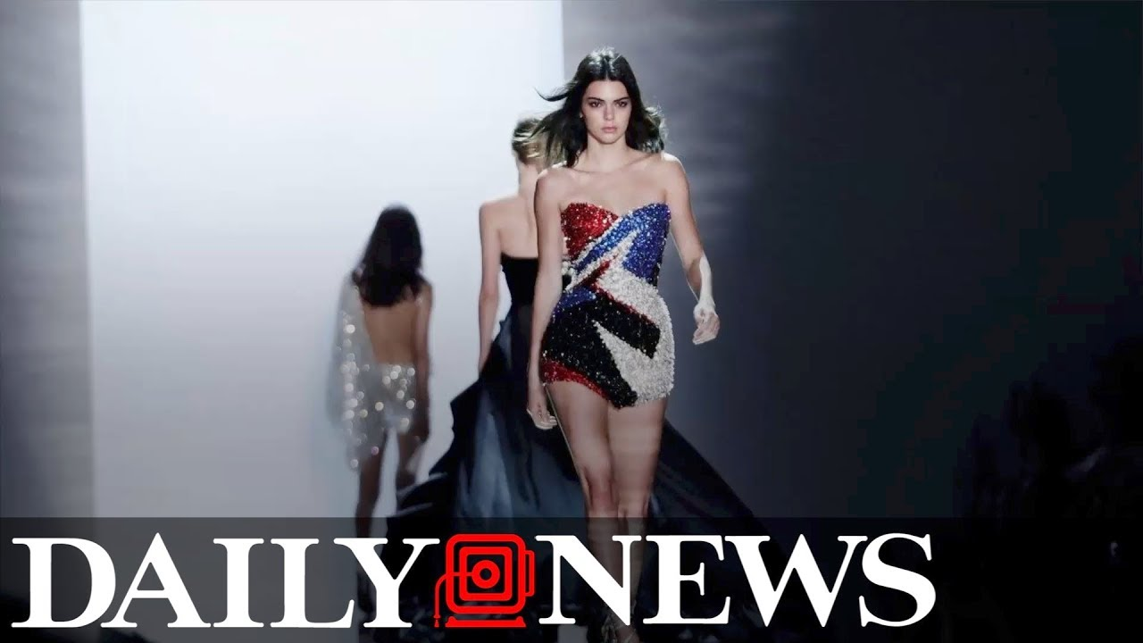 Kendall Jenner to be honored at NY Fashion Week as a Fashion Icon of the Decade